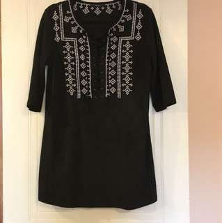 F21 Dress - Size Large