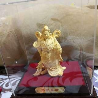 Buddha wu cai sen 武财神