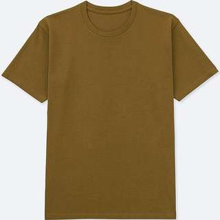 Package crew neck t shirt
