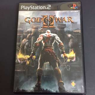 PS2 The God of War 2