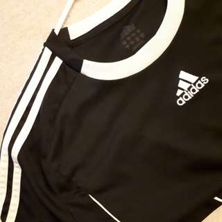 Adidas Short Sleeve Climate Dry Shirt