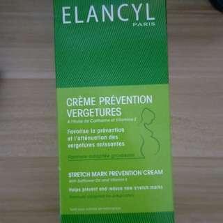 Brand New Elancyl Pregnancy Stretch Mark Prevention Cream