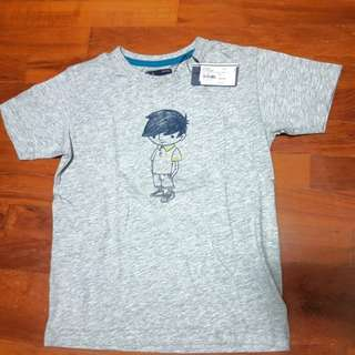 BN Authentic Fred Perry Boys tee