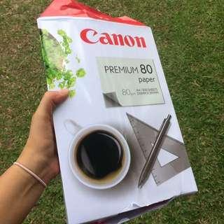 Canon Premium A4/500 Sheets 80gsm Paper