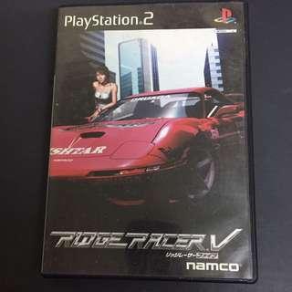 PS2 Ridge Racer V