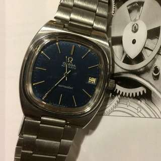 Vintage Omega Seamaster Automatic watch