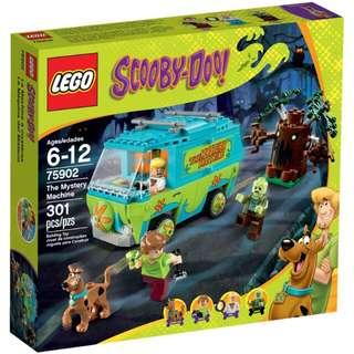 全新Lego 75902 The mystery machine