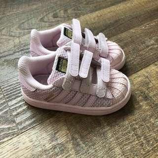 Preloved Adidas Superstar Sneaker (Kids)