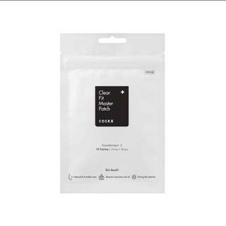 Cosrx Clear fit pimple patch
