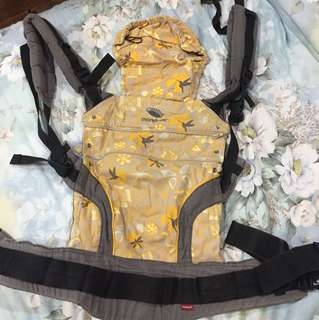Manduca Baby Carrier Limited Edition Paradise Honey
