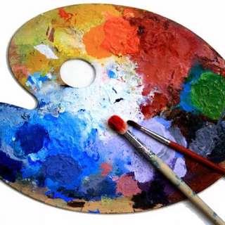 Part time , freelance artist needed