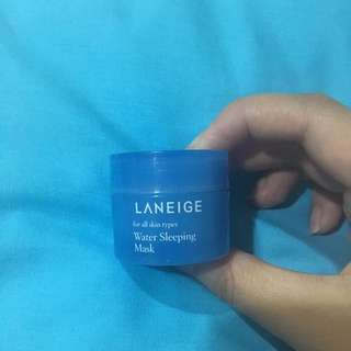 Laneige Water Sleeping Mask Travel Size (15mL)