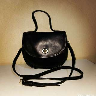 Sling Bag Leather COACH