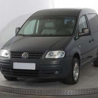 Volkswagen Caddy 2.0 diesel for lease!