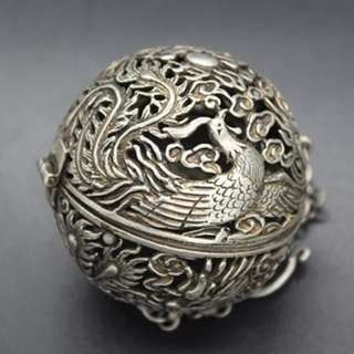 Oriental Chinese Incense Scent Ball