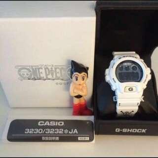 BNIB ONE PIECE PREMIUM Edition DW-6900FS G-Shock Casio Watch