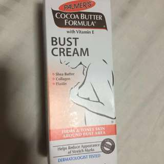 Authentic Brand New Palmer's Bust Cream