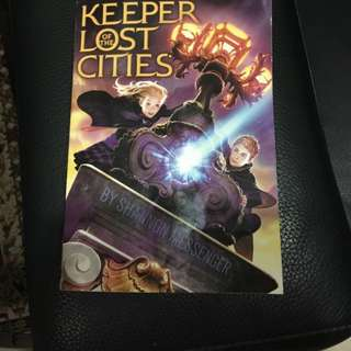 Keeper of the Lost Cities - new condition