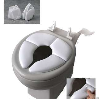 [FREE POSTAGE SM] Portable folding kids toilet seat