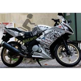 Yamaha R15 full Custom Graphic design and Print
