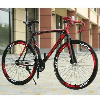 Jinda 700c Bike Fixie Bicycle Mr Bike