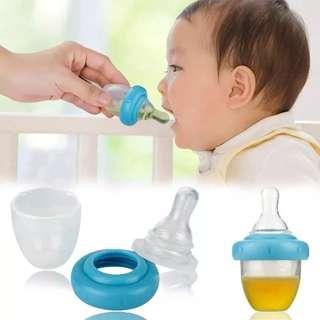 (PRE-ORDER)Baby Squeeze Medicine Dropper Dispenser 2018 New Baby Pacifier Needle Feeder Feeding Flatware Utensils