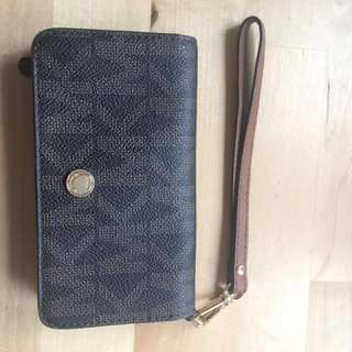 Michael Kors wallet/phone case