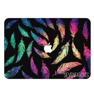 Feather Macbook Cover