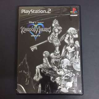 PS2 Kingdom Heart