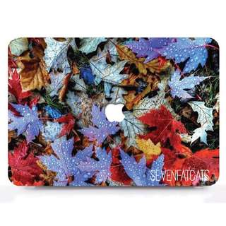 Autumn leaves Macbook Cover