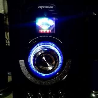 Xtreme 2.1 Subwoofer Speaker
