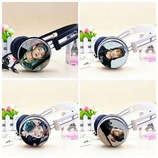 BTS Headphone