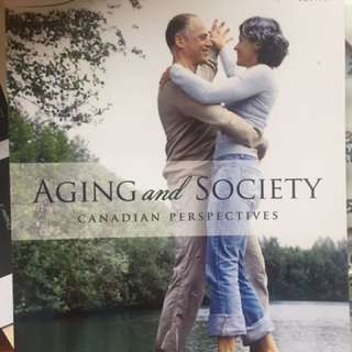 Aging and society 7th edition