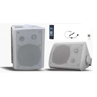 Voice Enhance System 2.4G Active Wall Mount Wireless School PA Systems  XPA-RH609G-TPM