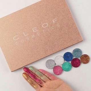 PROMO Cleof Eyeshadow Glitter