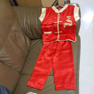 Boys Traditional Chinese Costume