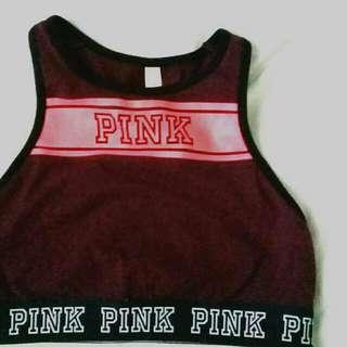 Victoria Secret's PINK  womens sports bra