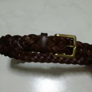 GAP Genuine Leather