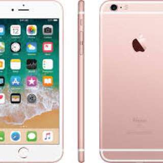 iphone 6s plus (BUY)(NOT SELL)