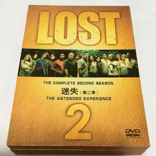 8DVD•30% OFF GREAT CNY GIFT/SALE {DVD, VCD & CD} LOST 2 THE COMPLETE SECOND SEASON : THE AGTENDED EXPERIENCE 迷失 [第二季] - 8DVD