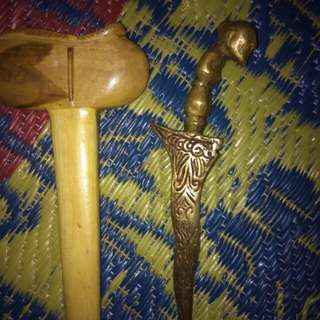 Keris antik