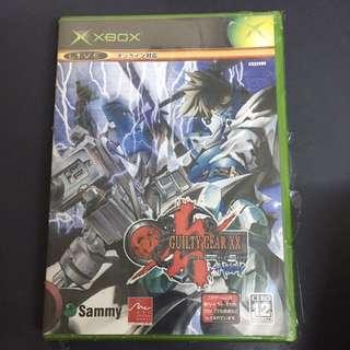 Xbox Guilty Gear XX