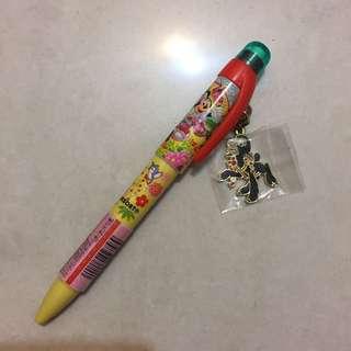 東京迪士尼 鉛芯筆