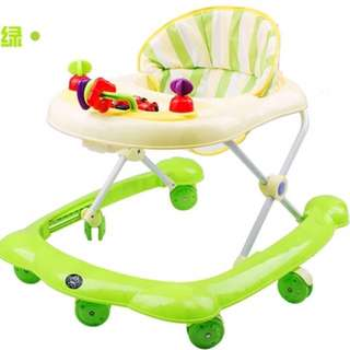 Brand new Walker/Baby walker/baby chair/toys and Music /Adjustable height/♥️New Arrival