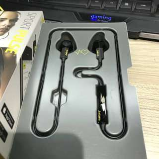 Jabra 運動,防水 NFC 藍牙耳機 Sport Pulse Wireless beats x