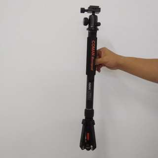 Monopod with ballhead