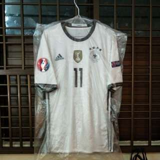 Germany 16/17 Home Jersey/Kit (Pre-Owned)