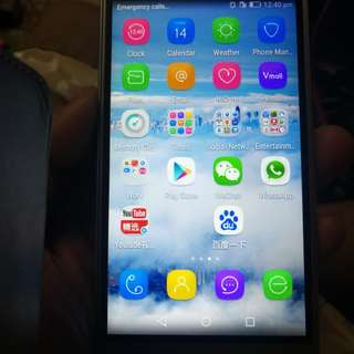 Huawei Honor 華為榮耀 scl tl00 4A  4G Lte ( read & see my carousell information other mobile)