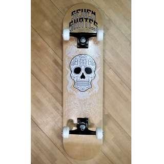 """Seven Skates 8.0"""" Skateboard 滑板 技術板 雙翹板"""