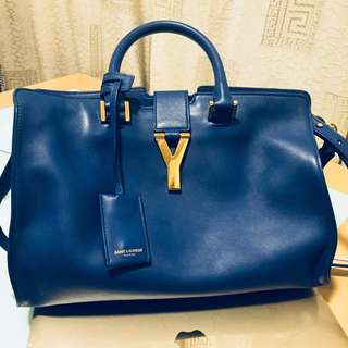 YSL Saint Laurent Leather Classic Bag